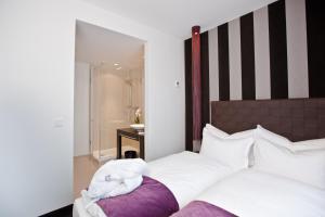 Goodman's Living, Appartamenti  Berlino - big - 33