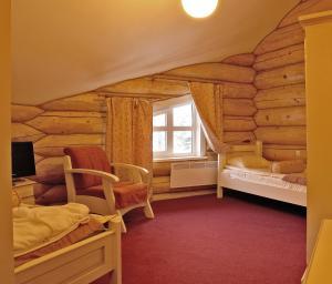 Отель Лесотель - фото 24