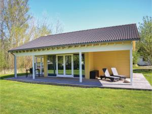 Two Bedroom Holiday Home in Jagerspris