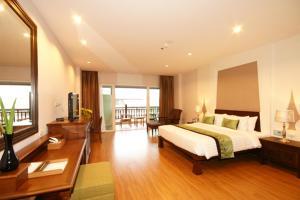 The Heritage Pattaya Beach Resort, Resorts  Pattaya South - big - 28