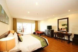 The Heritage Pattaya Beach Resort, Resorts  Pattaya South - big - 21