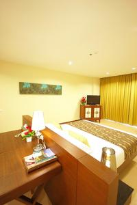 The Heritage Pattaya Beach Resort, Resorts  Pattaya South - big - 14