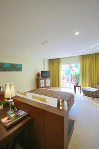 The Heritage Pattaya Beach Resort, Resorts  Pattaya South - big - 44