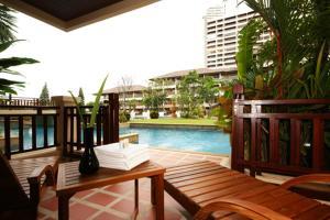 The Heritage Pattaya Beach Resort, Resorts  Pattaya South - big - 34