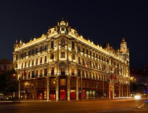 Buddha-Bar Hotel Budapest Klotild Palace(Budapest)
