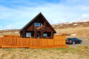 obrázek - Akureyri Log Cottage