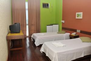 Hotur Hotel, Hotel  Guarapari - big - 10