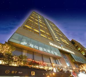 清潭洞和曼斯塔維酒店 (Human Starville Cheongdam)