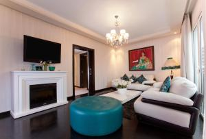 Art Palace Suites & Spa, Hotels  Casablanca - big - 35