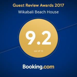Wikabali Beach House