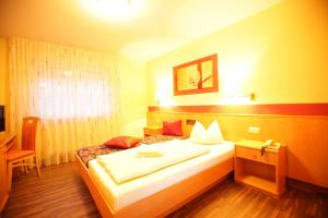 Hotelpension zum Gockl, Penzióny  Allershausen - big - 23