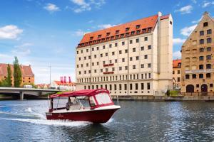 キューバス ホテル グダニスク (Qubus Hotel Gdańsk)