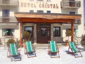 Recreational facilities Hotel Cristal