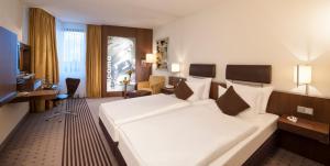 Pokoj Comfort s manželskou postelí King