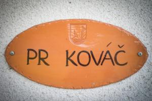 A Picture of Pr' Kovač apartments