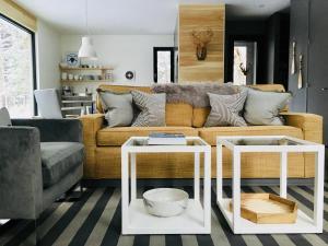 Rare Spahaus Luxury Cabin w/Resort Access, Tremblant/Lac Superieur