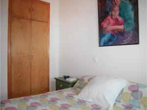 A Picture of One Bedroom Holiday Home in Udias