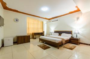 Кампала - Mt. Zion Hotel