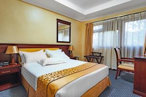 Кигали - Hill View Hotel & Aparts