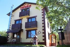 Тверь - Hotel Teremok Zavolzhsky