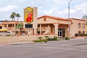 Super 8 Downtown Phoenix, Отели  Финикс - big - 8