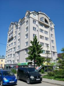 Apartment On Vokzalnaya 4