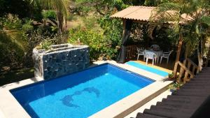 Beach holiday house in Guacalillo Puntarenas of Costa Rica
