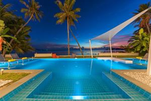 Paradis Blanc Koh Phangan Luxury Beachfront Villa