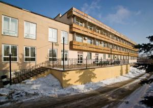 Гостиница Искож (Hotel Iskozh)