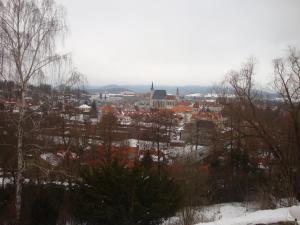 Ubytování Jelínková, Pensionen  Český Krumlov - big - 9