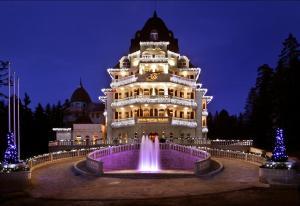 (Festa Winter Palace Hotel & SPA)
