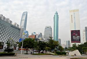 Shenzhen Modern Classic Hotel, Mix City Shopping Mall