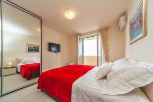 Sunset Room, Vendégházak  Dubrovnik - big - 57