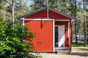 A Picture of First Camp Åhus