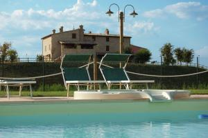 Nearby hotel : Holiday Home Mimosa Smirra Di Cagli