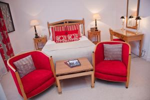 Rowton Hall Country House Hotel & Spa (20 of 25)