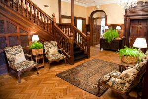 Rowton Hall Country House Hotel & Spa (2 of 25)