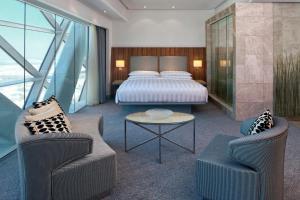 Pokój z łóżkiem typu king-size