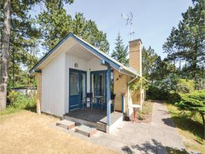 Two Bedroom Holiday Home in Glesborg