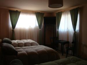 La Candelaria, Gasthäuser  La Quiaca - big - 21