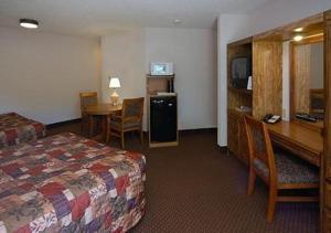 Econo Lodge Davis, Hotels  Davis - big - 6