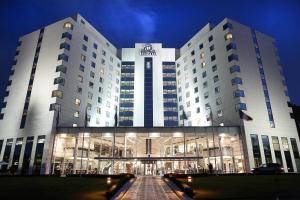 5 star hotel Hilton Sofia Sofia Bulgaria