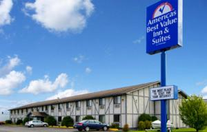 Nearby hotel : America's Best Value Inn & Suites International Falls