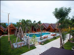 Srisawat Resort, Resort  Petchaburi - big - 11