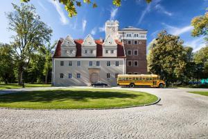 Zamek Topacz Wroclaw