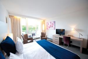 Deluxe Double or Twin Room with Spa Access Sanadome Nijmegen