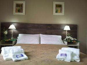 Standard Double or Twin Room Interior - Bed Plaza Hotel
