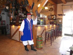 Hotel-Restauracja Spichlerz, Hotels  Stargard - big - 23