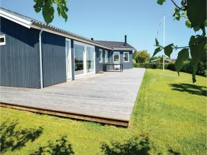 Four Bedroom Holiday Home in Haderslev