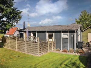 Two Bedroom Holiday Home in Broager